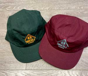Skoi Lodge embroidered hat